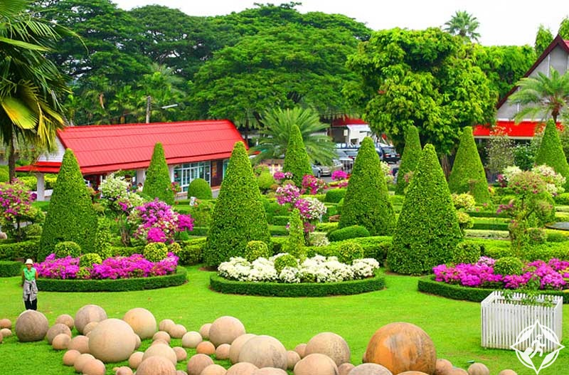 تايلاند-بتايا-حدائق تايلاند-حديقة نونغ نوش الاستوائية 8