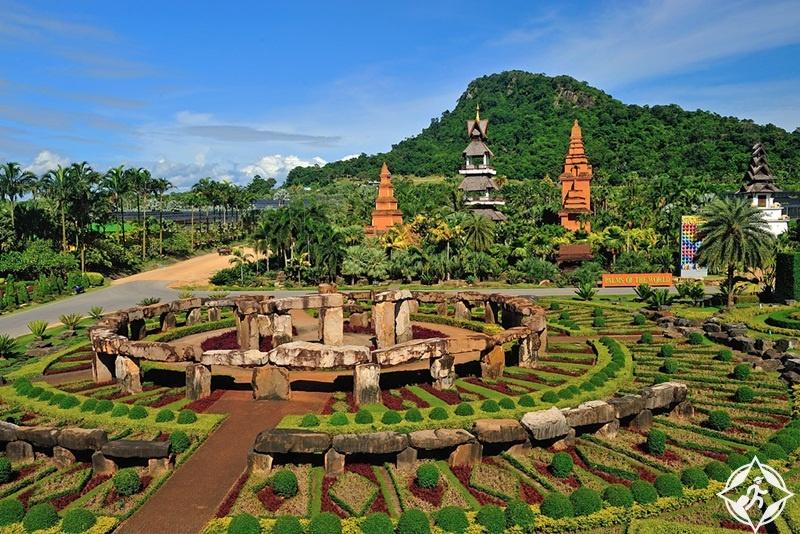 تايلاند-بتايا-حدائق تايلاند-حديقة نونغ نوش الاستوائية