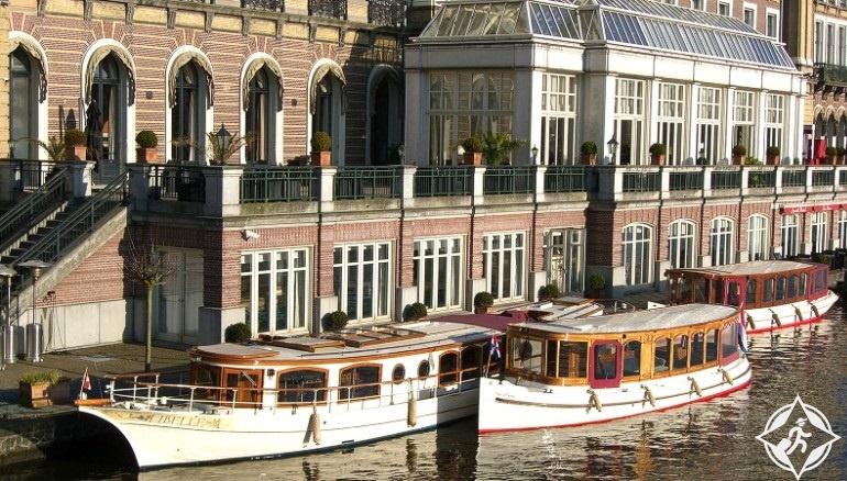 فندق إنتركونتيننتال أمستيل أمستردام