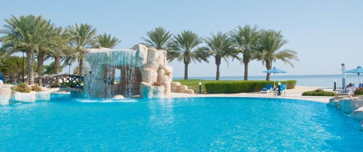 منتجع شاطئ سيلين قطر