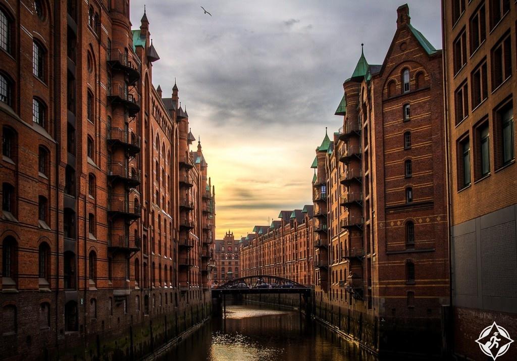 هامبورغ - أفضل مدن ألمانيا للسياحة