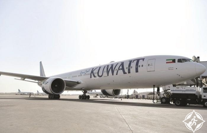 الخطوط الكويتية تتسلم طائرة مسكان