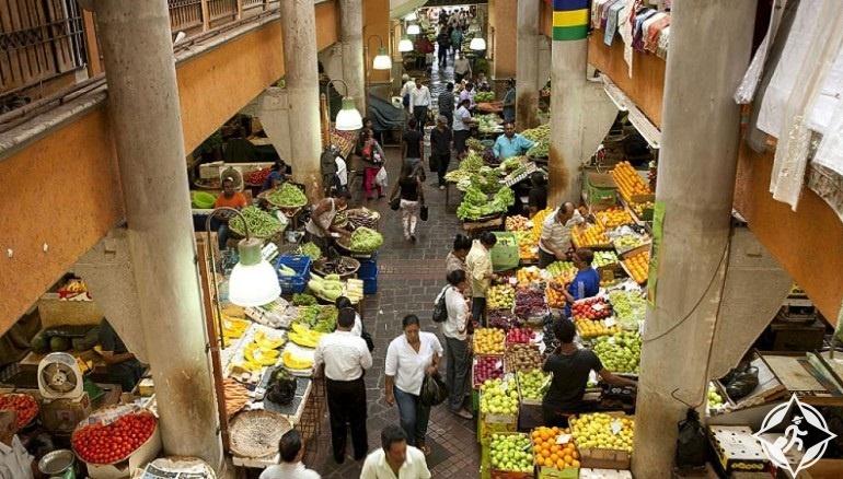 دهال بوري في السوق المركزي