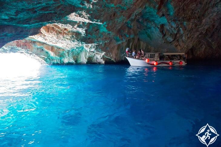 الأماكن السياحية في الجبل الأسود