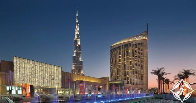 فندق العنوان دبي