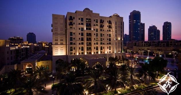 فندق كارلتون داون تاون دبي