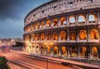 شهر العسل في روما