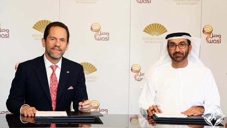 ماندارين أورينتال تعلن عن مشروع فندق فاخر ثانٍ في دبي تحت اسم برج وصل