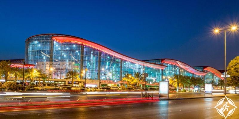جولة بالصور بين 10 من أشهر مولات الرياض