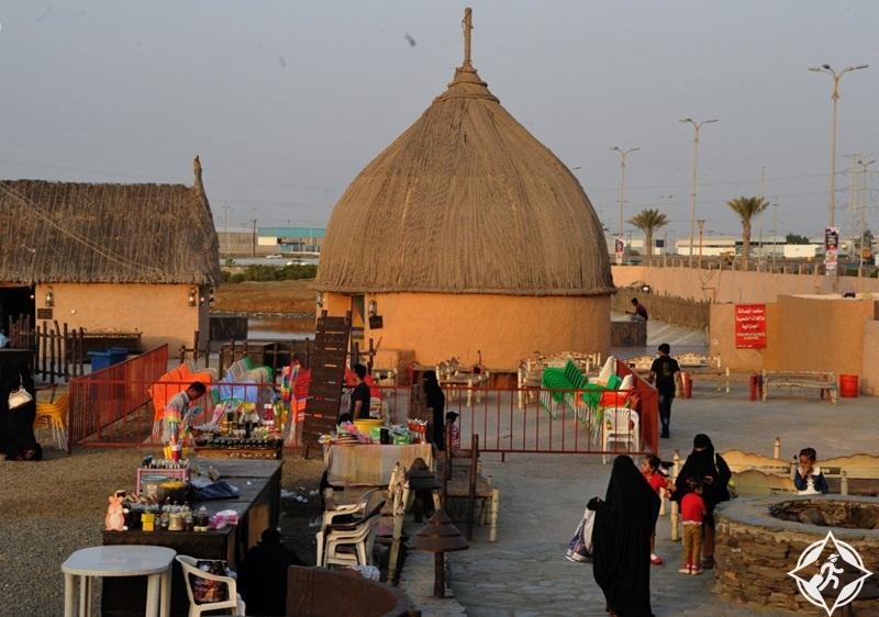 القرية التراثية بجازان 2