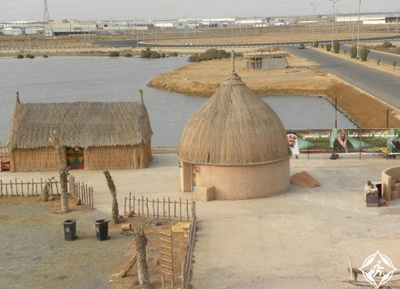 القرية التراثية بجازان