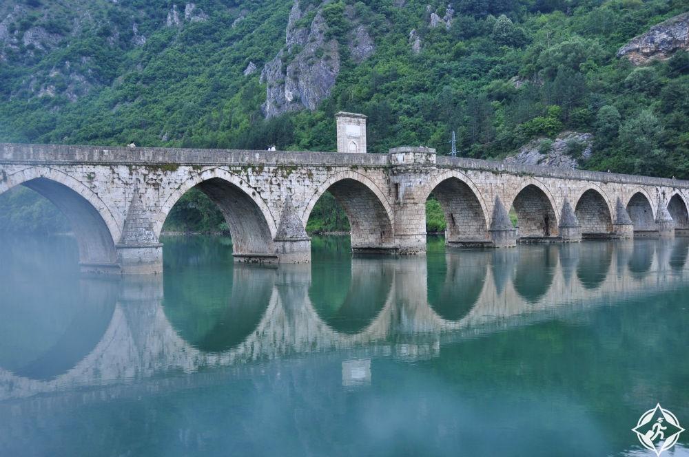 السياحة في البوسنة والهرسك - جسر محمد باشا