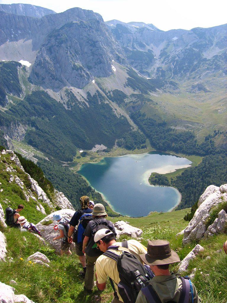 السياحة في البوسنة والهرسك - حديقة سوتجيسكا الوطنية
