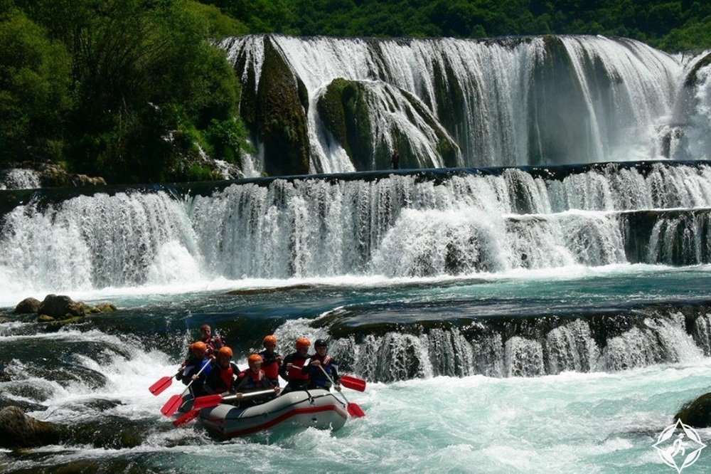 السياحة في البوسنة والهرسك - نهر أونا