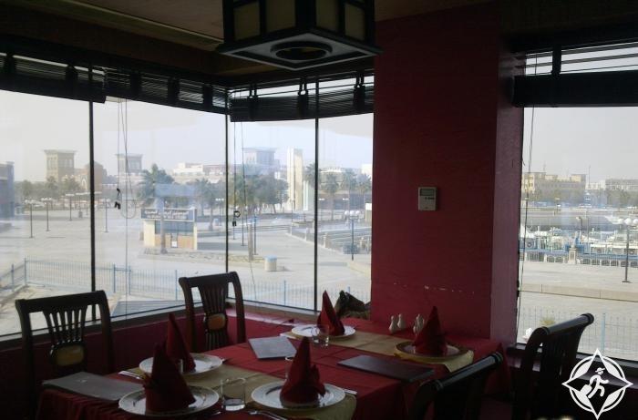 المطعم الصيني رد دراغون