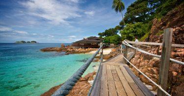 جزر سياحية في ماليزيا