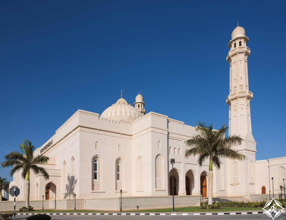 سلطنة عمان-جامع السلطان قابوس-صلالة