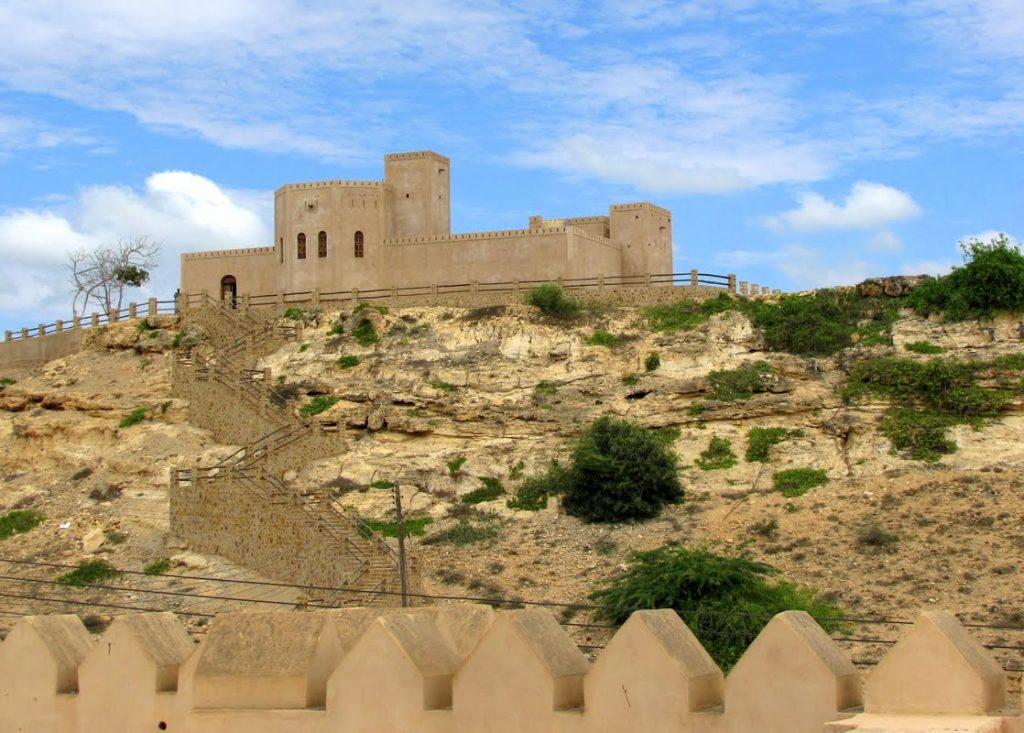 سلطنة عمان-حصن طاقة-صلالة
