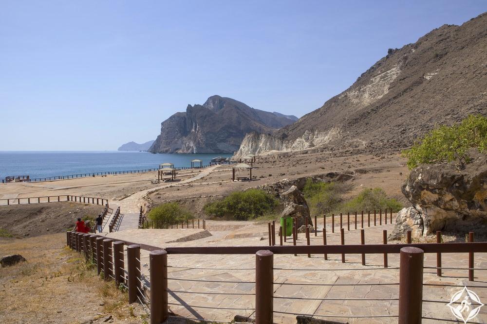سلطنة عمان-وادي دربات-صلالة