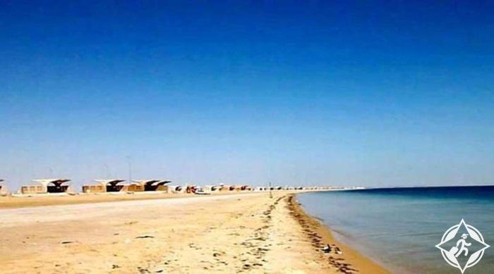شاطئ نصف القمر 5