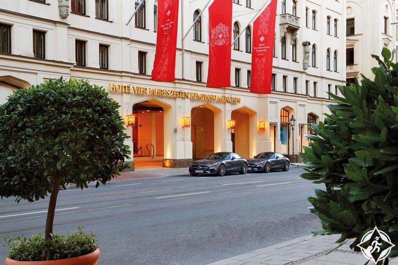 فندق فير يارستزايتن كمبينسكي ميونيخ 2