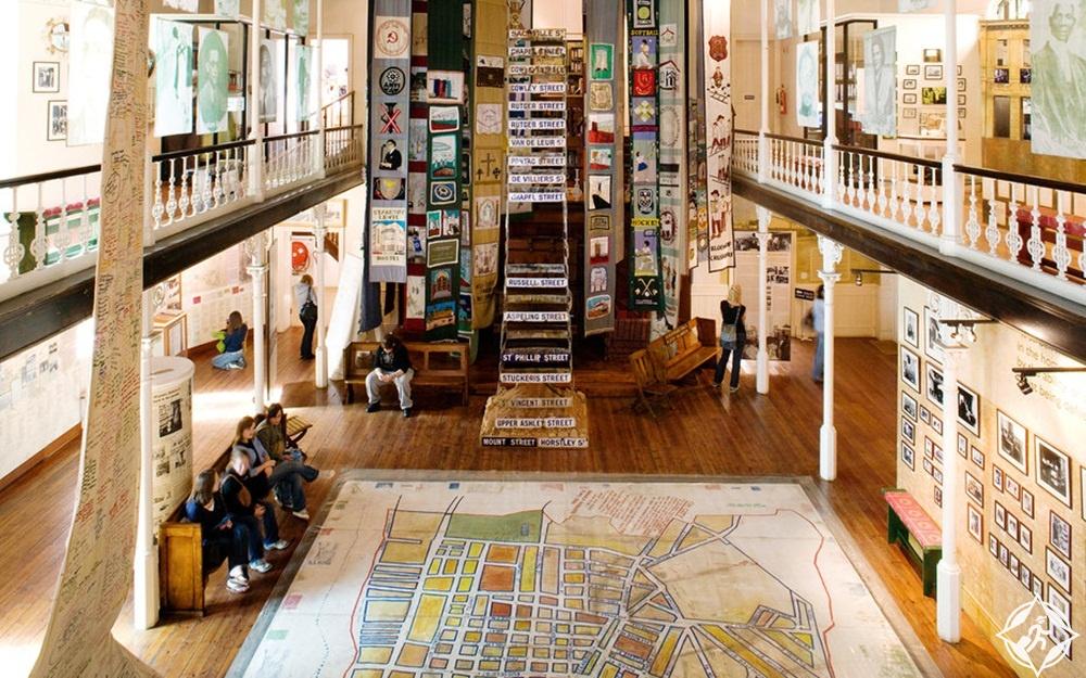 متحف المقاطعة السادسة