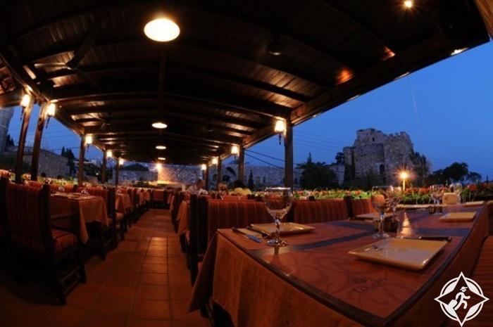 مطعم لوسيندا آلا غراند