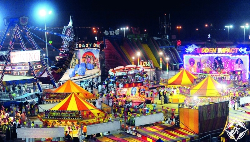 مهرجان صلالة السياحى