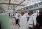 وصول أولى رحلات الحج إلى مطار جدة
