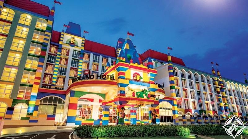 أماكن سياحية في جوهور - ليجولاند ماليزيا