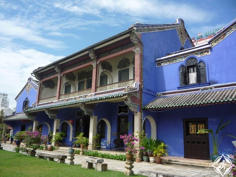 الأماكن السياحية في جورج تاون - قصر تشيونغ فات تسي
