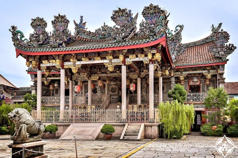 الأماكن السياحية في جورج تاون - منزل خو كونغسي