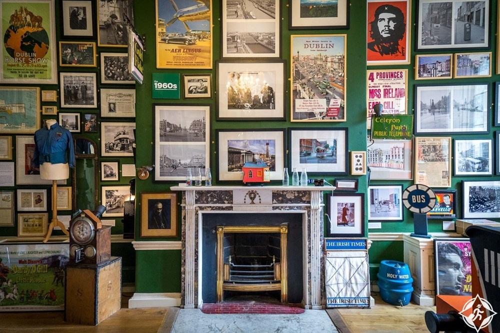 الأماكن السياحية في دبلن - المتحف الصغير في دبلن
