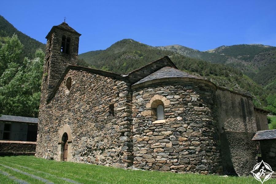 السياحة في أندورا - قرية لا كورتينادا