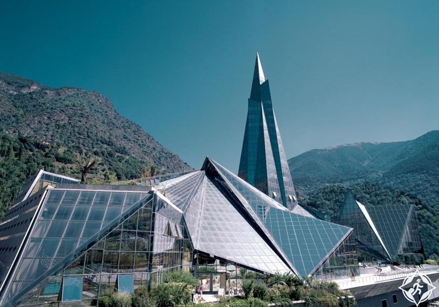 السياحة في أندورا - مركز تيرمولوديك كالديا