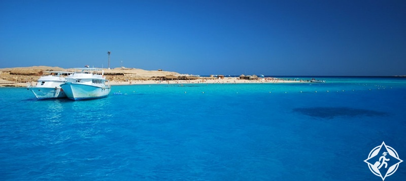 السياحة في الغردقة - جزر الجفتون