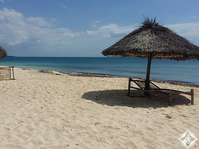 المعالم السياحة في دار السلام - جزيرة بونغويو