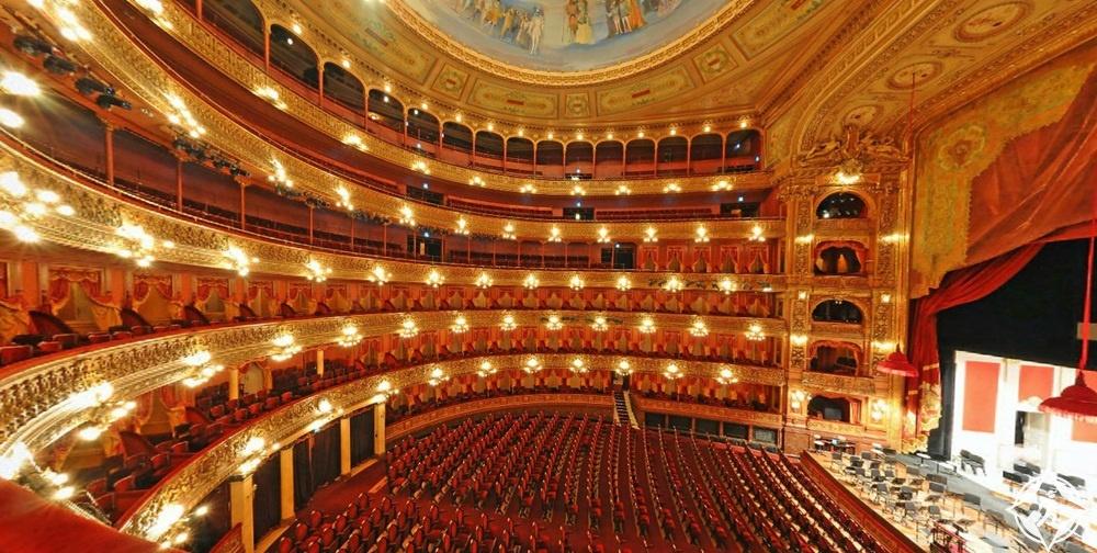 المعالم السياحية في بوينس آيرس - مسرح كولون