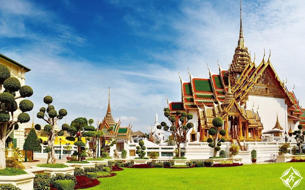جدول سياحي في بانكوك - القصر الكبير