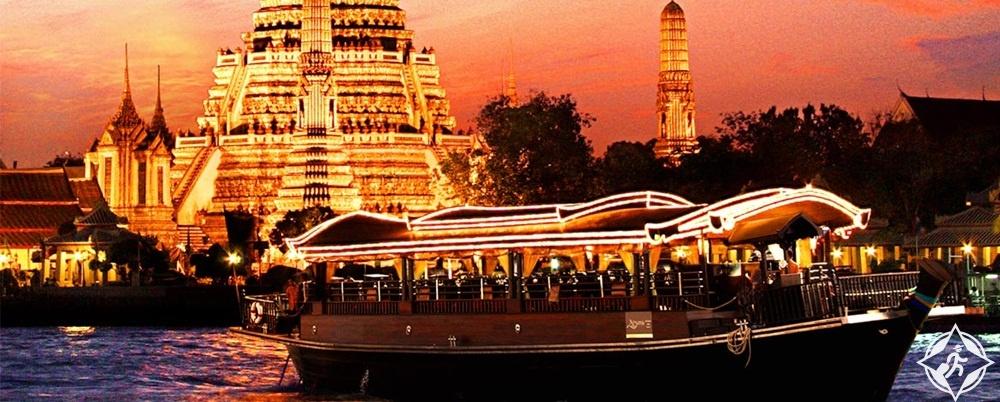 جدول سياحي في بانكوك - كروز بانيان تري
