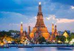 جدول سياحي في بانكوك