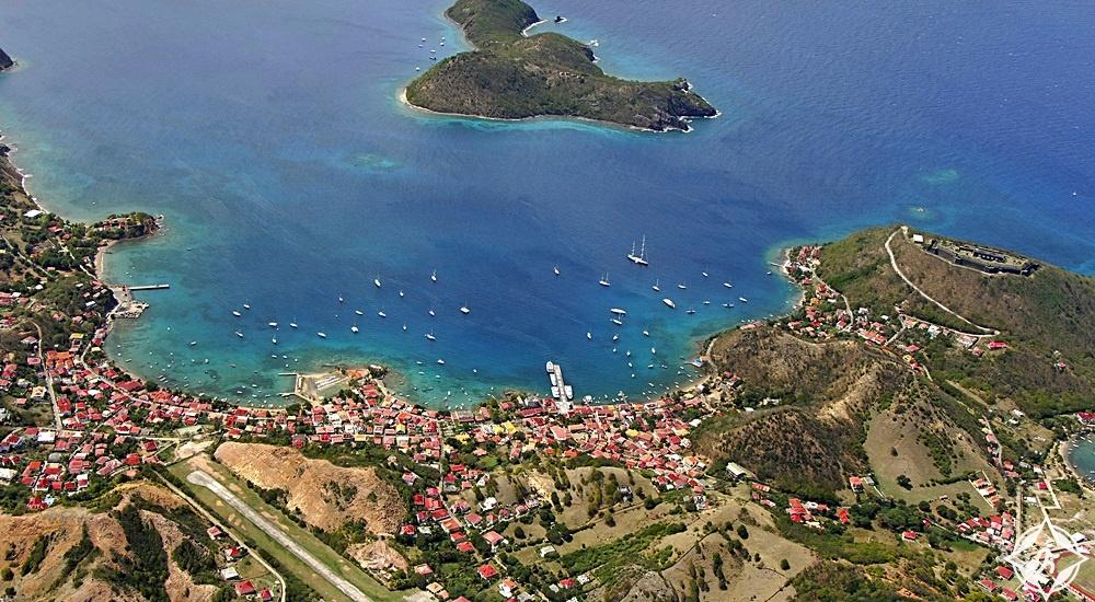 جزر غوادلوب - جزيرة تير دي بس