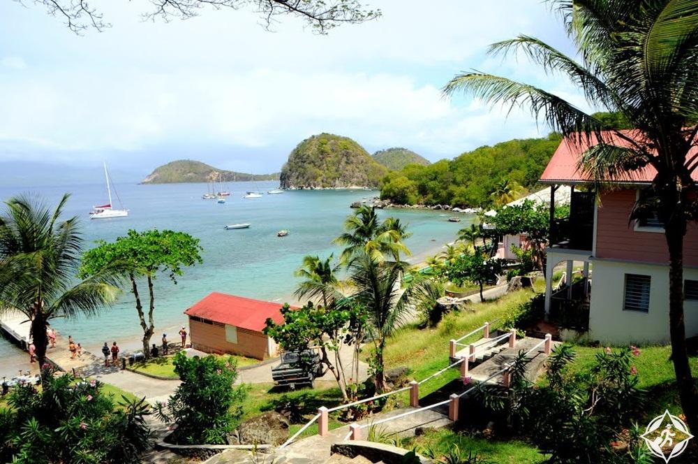 جزر غوادلوب - جزيرة تير دي هوت