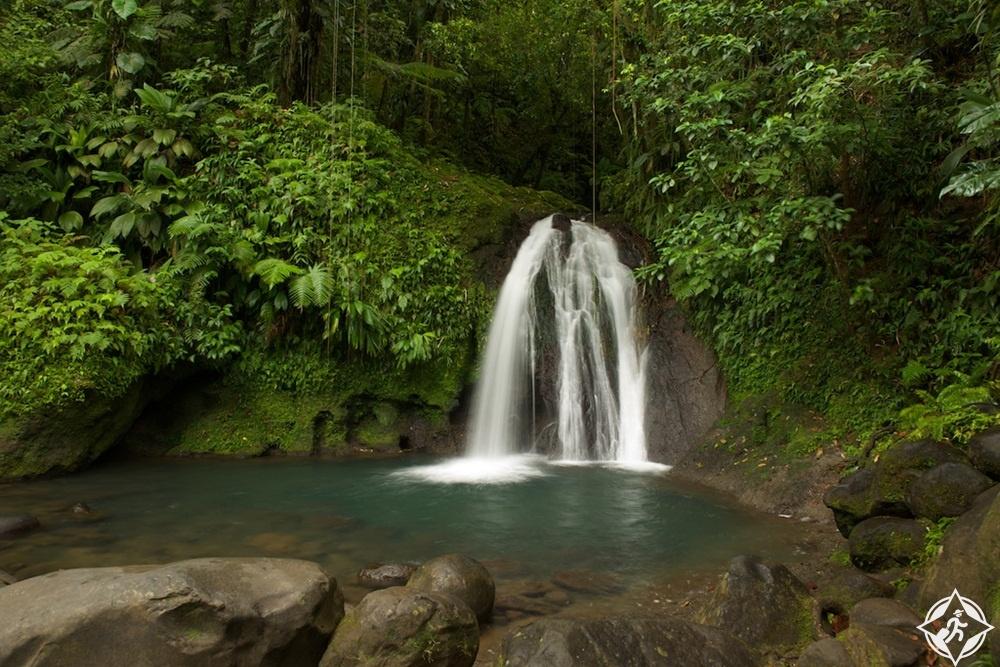 جزر غوادلوب - حديقة غوادلوب الوطنية