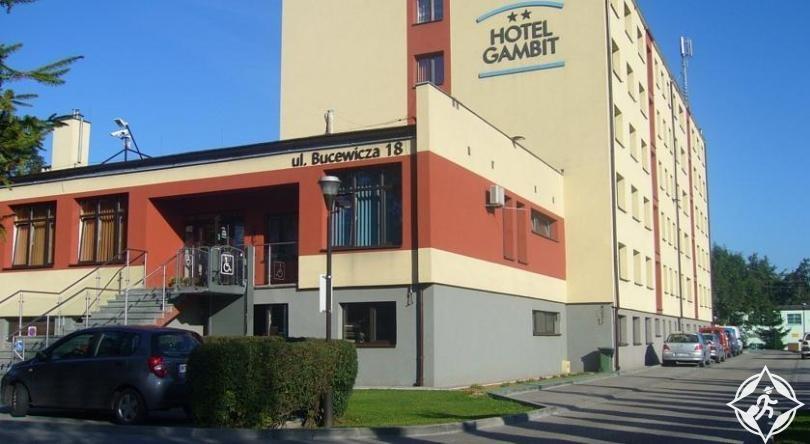 فندق جامبيت-السياحة في جمهورية الشيشان