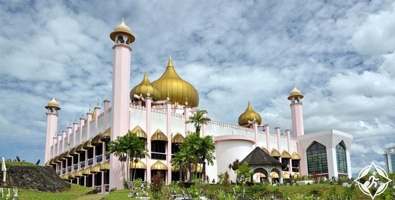 كوتشينغ ماليزيا - جامع مدينة كوشينغ