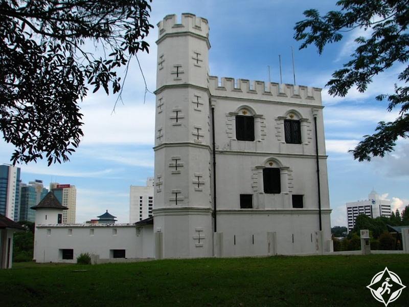 كوتشينغ ماليزيا - حصن مارغريتا