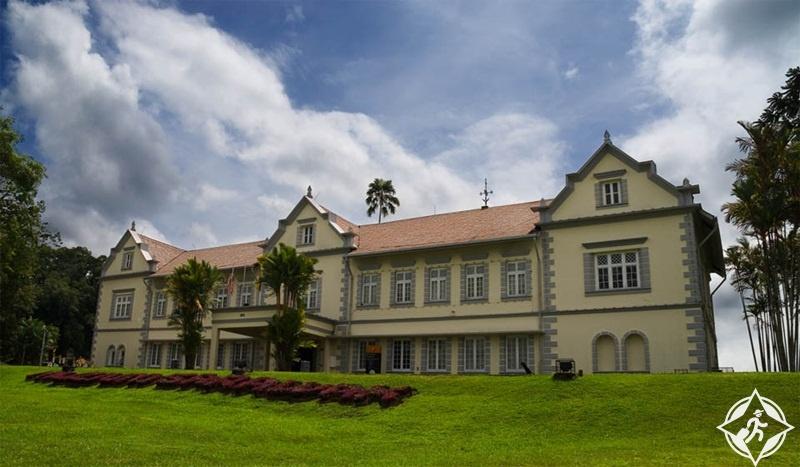 كوتشينغ ماليزيا - متحف ساراواك الإسلامي