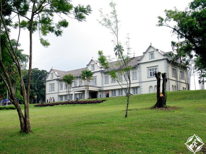 كوتشينغ ماليزيا - متحف ساراواك القديم