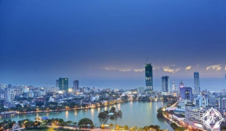 كولومبو-أجمل مدن سريلانكا